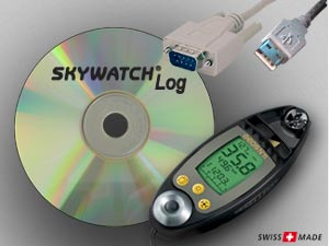 Skywatch Geos #11 - Skywatch Log Software