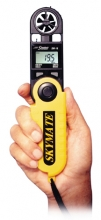 SM-18 Skymate Handwindmesser - Temperatur - Windmesser