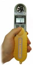TESTSIEGER! SM-28 Skymate PRO - Taschen-Wetterstation - Windmesser