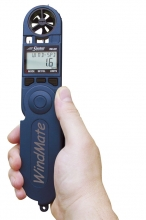 WM-300 WindMate 300<br>Wind Meter with Wind Direction, Temperature, Humidity & Compass
