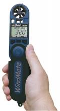 WindMate 350 - WM 350 Windrichtung & Seiten-Windmesser + Datenlog, Barometer, Temperatur, Luftfeuchte & Kompass