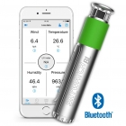 Skywatch BL – Weather station featuring Bluetooth® with wind, temperature, humidity and pressure