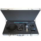 Flowatch® Schweizer Hand - Flowmeter für die Messung von Luft- und Fließgeschwindigkeiten plus Thermometer